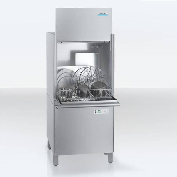 Lavadoras de Louça de Utensílios GS 640 - Whinterhalter