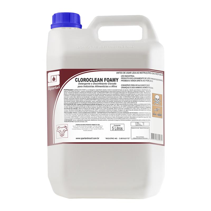 Cloroclean Foamy