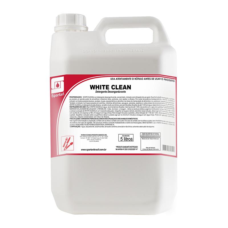White Clean