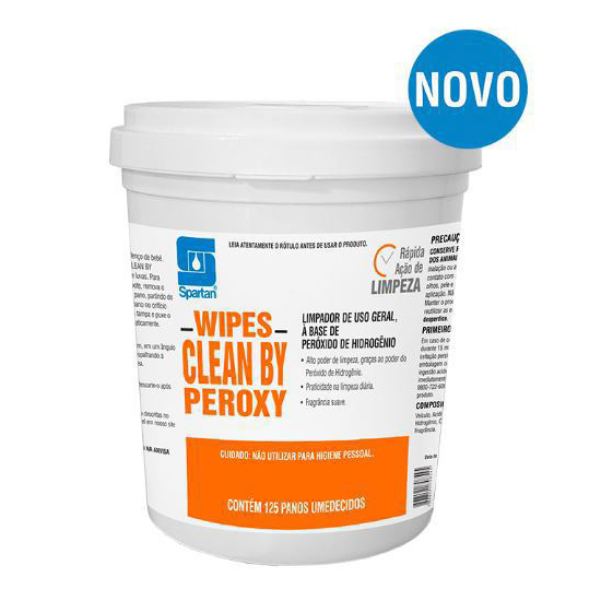 Wipes Clean by Peroxy