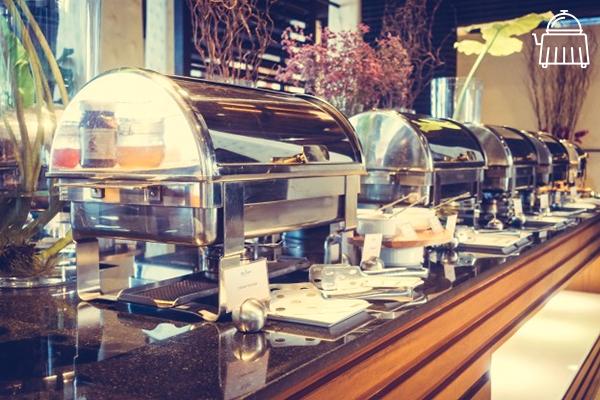 Cuidados na higienização de uma cozinha de hotel