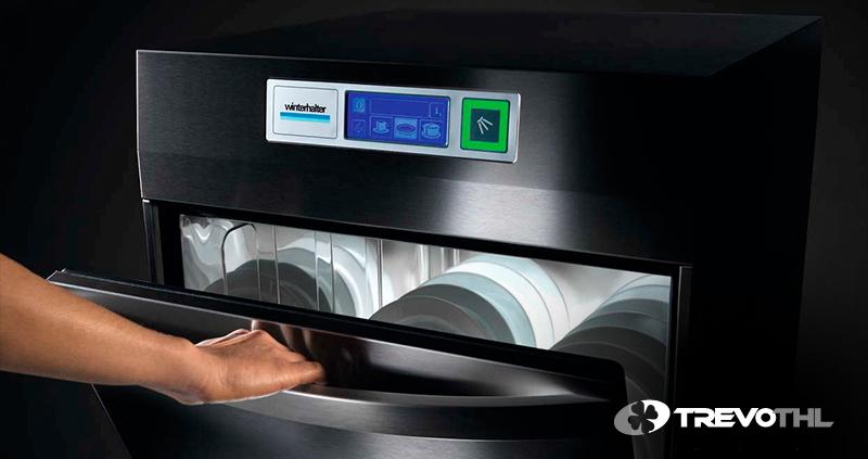 Por que devo escolher uma lava louças industrial para minha cozinha profissional?