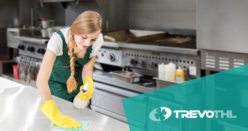 Apresentamos 6 passos para fazer a higienização da cozinha profissional de forma correta