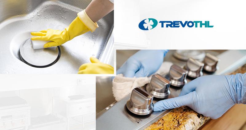 Conheça os diferenciais dos produtos de limpeza específicos para uma Cozinha Industrial