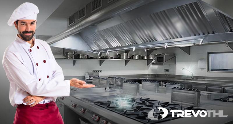Saiba o que é melhor para manter sua cozinha industrial limpa