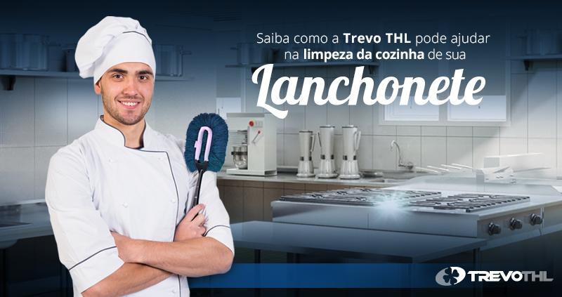 Sua equipe está dando conta da higienização da cozinha de sua lanchonete?