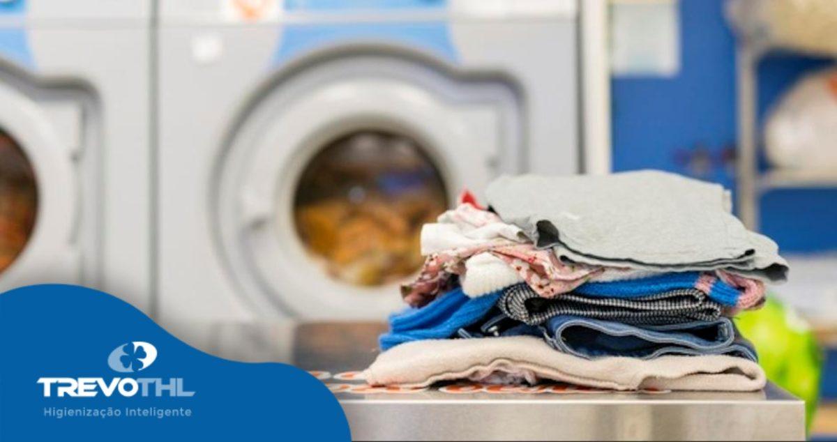 Descubra como lavar roupas e tecidos de forma eficiente para evitar contaminações.