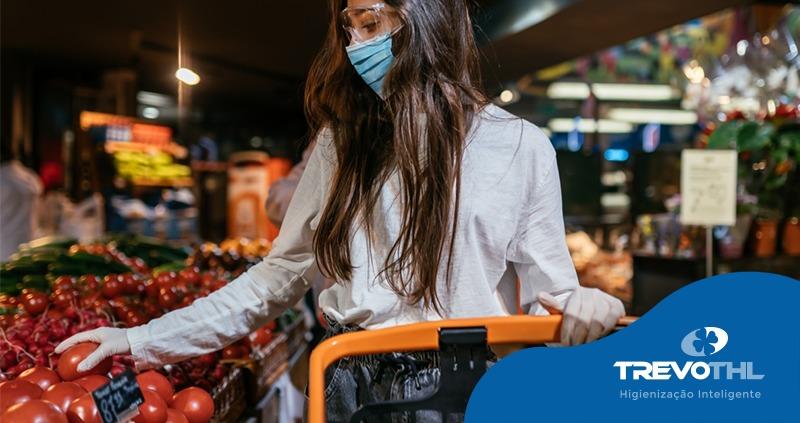 Conheça as ameaças que podem contaminar os supermercados e descubra como evitá-las
