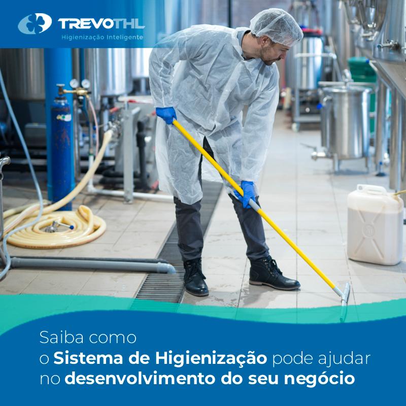 Saiba como um Sistema de Higienização pode ajudar no desenvolvimento do seu negócio